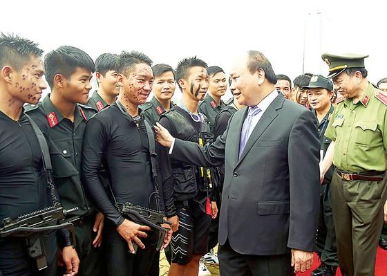 Đảm bảo tuyệt đối an toàn cho Hội nghị APEC ảnh 1
