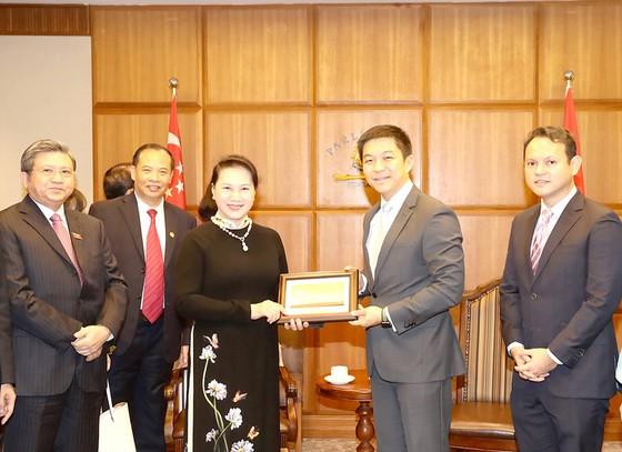 Việt Nam - Singapore mở rộng hợp tác nhiều lĩnh vực ảnh 1