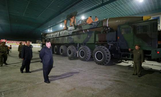 Triều Tiên có thể thử tên lửa  vào Giáng sinh ảnh 1