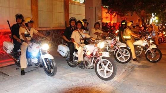 Mở cao điểm tuần tra, xử lý nghiêm  vi phạm an toàn giao thông ảnh 1