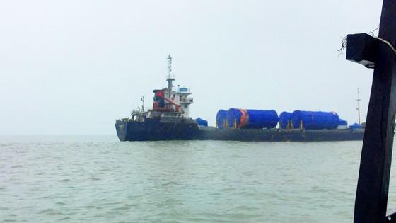 Cứu hộ thành công 14 thuyền viên lênh đênh nhiều ngày trên biển ảnh 1