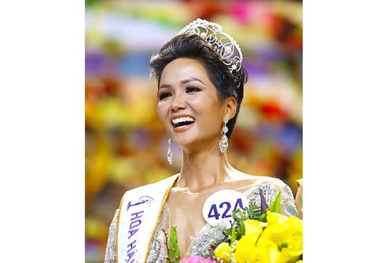 Hoa hậu truyền cảm hứng ảnh 1