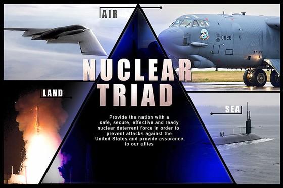 Chiến lược hạt nhân mới của Mỹ:   Không chịu lép vế ảnh 1
