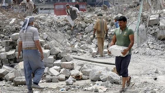 Hội nghị tái thiết Iraq sau chiến tranh  ảnh 1