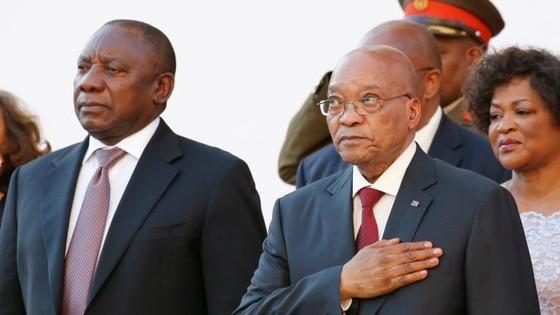 Tối hậu thư buộc Tổng thống Nam Phi từ chức ảnh 1