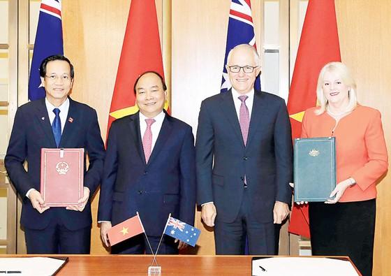 Việt Nam - Australia thiết lập quan hệ Đối tác Chiến lược:   Dấu mốc lịch sử trong quan hệ hai nước  ảnh 1