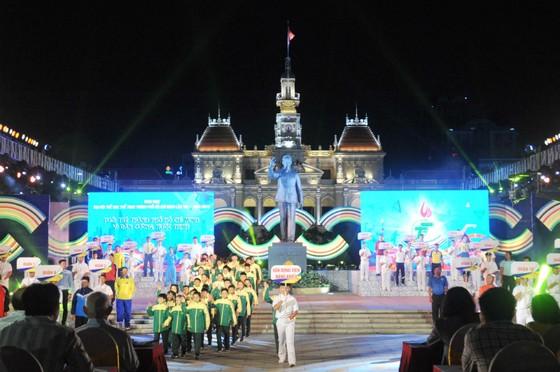 Khai mạc Đại hội TDTT TPHCM lần VIII-2018: Ngày hội lớn của thể thao thành phố ảnh 2