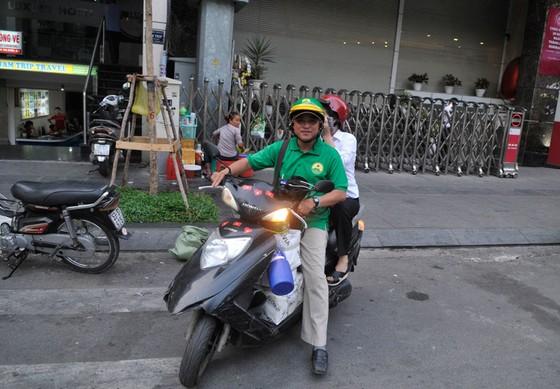 Sôi động cuộc chiến taxi công nghệ ảnh 2