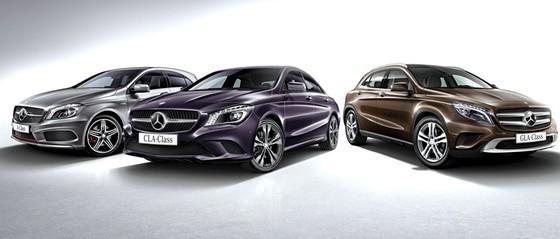Thông tin triệu hồi sản phẩm của Mercedes-Benz ảnh 1