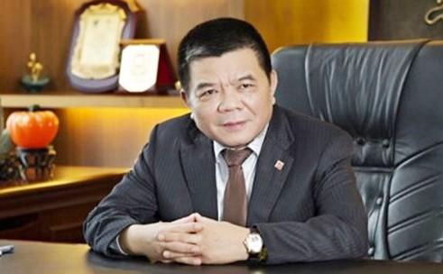 Ông Trần Bắc Hà liên quan đến vụ án tại Ngân hàng Xây dựng ảnh 1