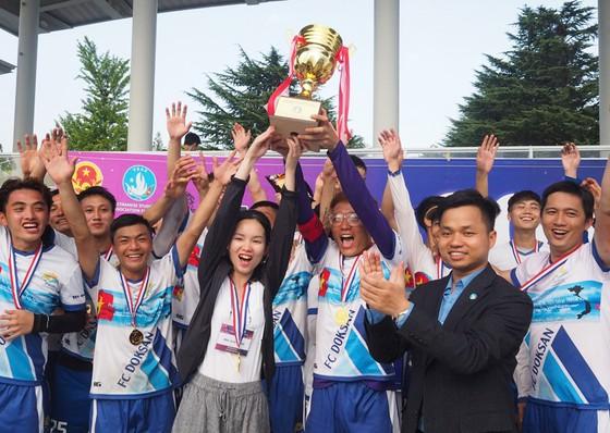 Sân chơi thể thao của sinh viên Việt tại Hàn Quốc ảnh 1
