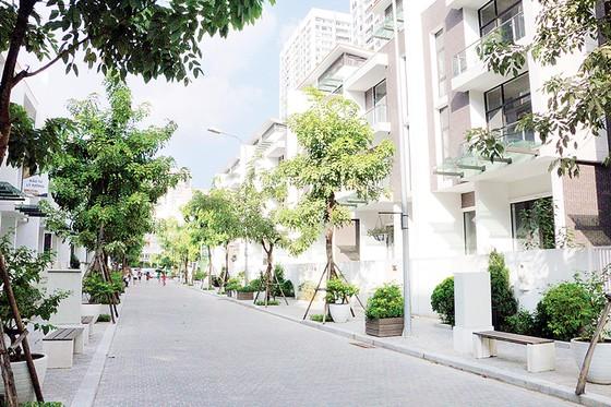 """Mãn nhãn với không gian sống xanh  tại """"khu phố nhà giàu"""" ở Hà Nội ảnh 1"""