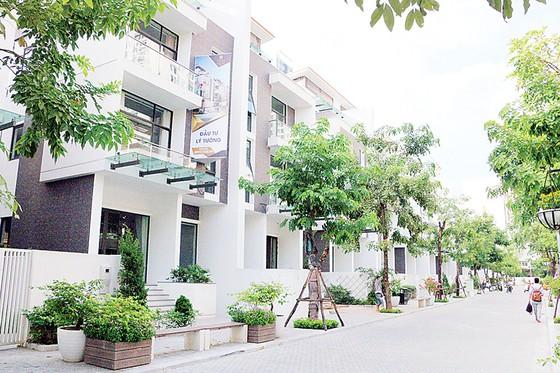 """Mãn nhãn với không gian sống xanh  tại """"khu phố nhà giàu"""" ở Hà Nội ảnh 5"""