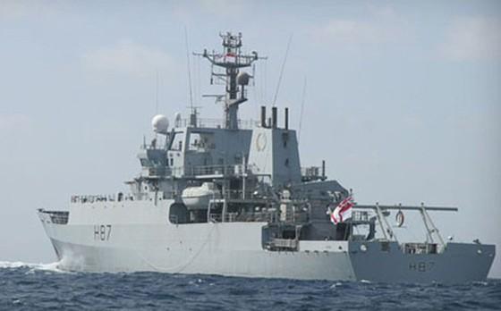Nga chỉ trích Anh điều tàu hải quân tới biển Đen ảnh 1