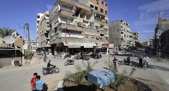 Syria đẩy nhanh tiến trình tái thiết thời hậu chiến ảnh 1