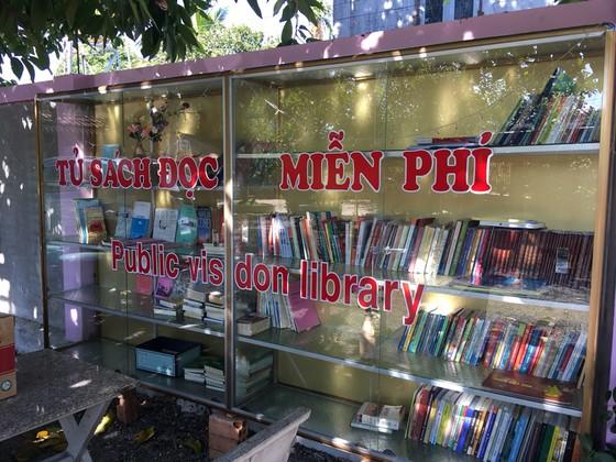 Khai trương tủ sách miễn phí tại Nam Cát Tiên ảnh 1