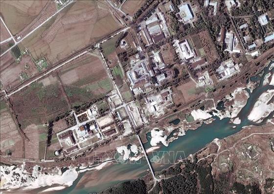 IAEA báo cáo về tình hình hạt nhân Triều Tiên  ảnh 1