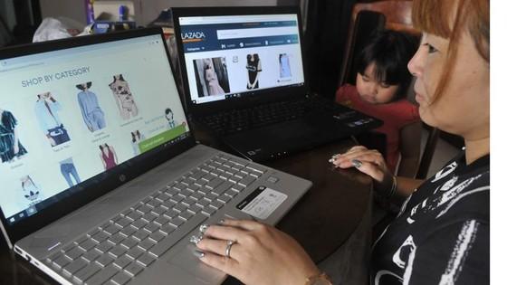 Khó kiểm chứng chất lượng khi mua hàng trên mạng ảnh 1