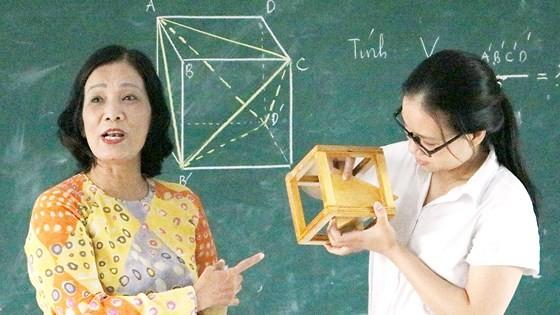 Ranh giới trong đổi mới phương pháp dạy học ảnh 1