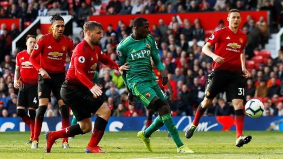Man United - Watford 2-1, Rashford và Martial giúp Quỷ đỏ vào tốp 4 ảnh 8