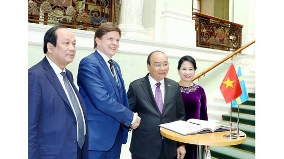 Việt Nam - Thụy Điển:  Cùng phát triển bền vững và đổi mới sáng tạo  ảnh 1