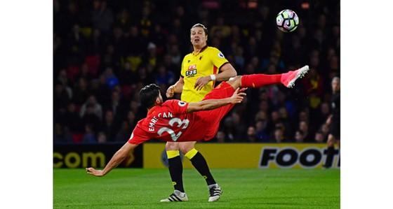 Nhờ khoảnh khắc xuất thần của Emre Can mà Liverpool đã giành được 3 điểm quý giá.