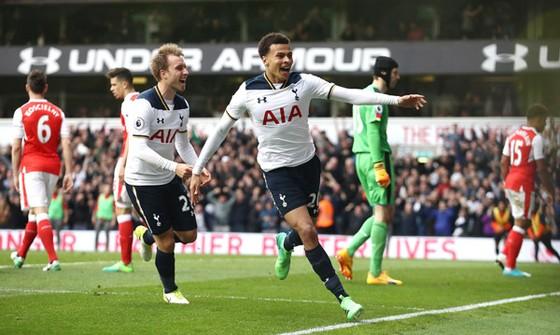 Tottenham đang vươn mình trở thành thế lực mới tại London.