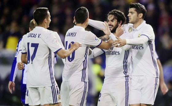 Real đang sở hữu đội hình dự bị tốt nhất châu Âu.  