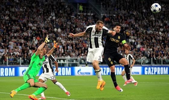 Juventus tiến vào chung kết Champions League 2016/17 ảnh 1