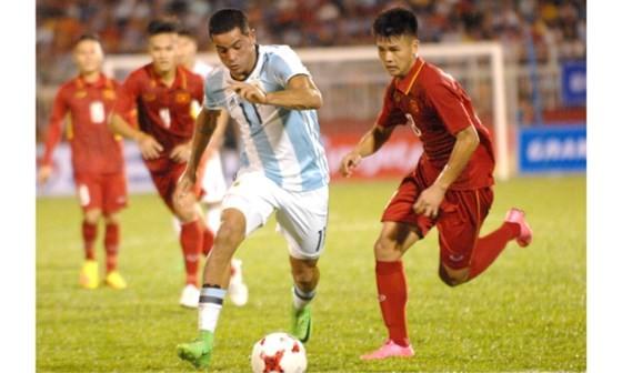 U20 Việt Nam thua U20 Argentina 1 - 4