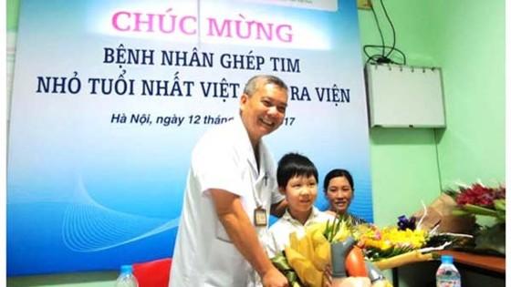 Người nhỏ tuổi nhất Việt Nam được ghép tim đã xuất viện ảnh 1