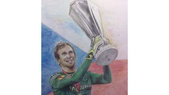 Nhớ Petr Cech