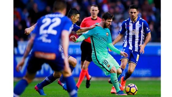 Chung kết Cúp Nhà Vua với Alaves sẽ là trận 700 của Messi.