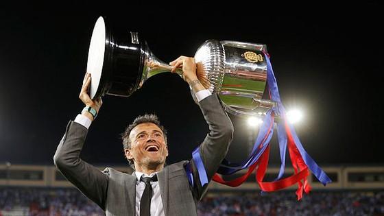 Barcelona vô địch Cúp Nhà vua Tây Ban Nha 2017 ảnh 1