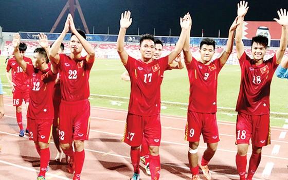 Học trò HLV Hoàng Anh Tuấn có màn ra mắt ấn tượng trước New Zealand. Ảnh: Anh Khoa
