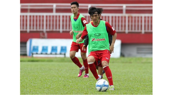 Bộ đôi Xuân Trường - Tuấn Anh đang được kỳ vọng mang lại sức mạnh cho tuyển Việt Nam.