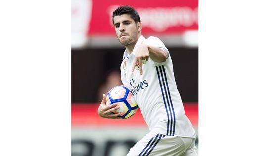 Morata đang làm mọi cách để đến Man.United.