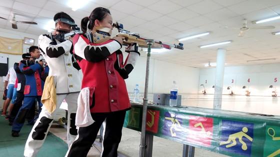 Xạ thủ Iwaki Ai có tên trong đội tuyển bắn súng dự SEA Games 29. Ảnh: Thiên Hoàng