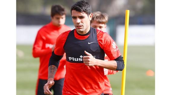 Augusto bước vào cuộc sống mới với Atletico.