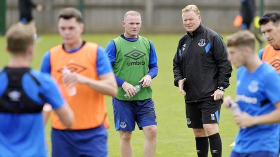 Rooney chính thức chia tay Man.United, trở lại Everton ảnh 1