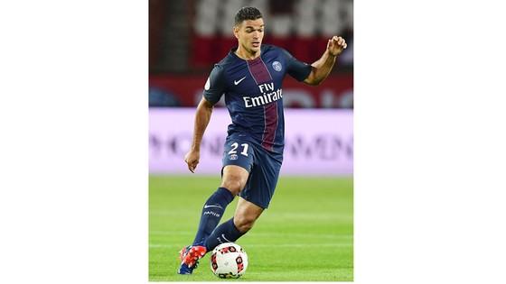 Hatem Ben Arfa gây thất vọng trong màu áo PSG.