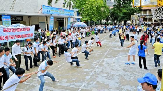 Hội thao là một trong những sự kiện lớn mang lại nhiều ý nghĩa của hệ thống Saigontourist
