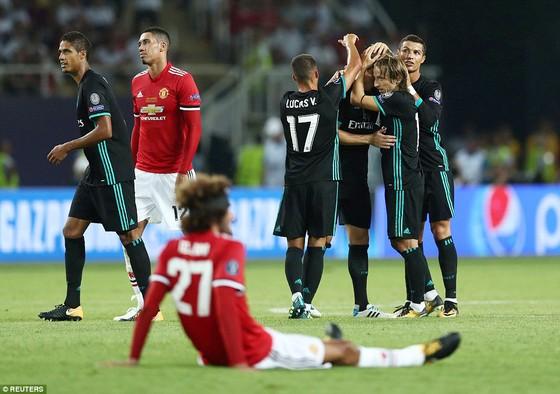 Real Madrid đoạt Siêu cúp châu Âu 2017 ảnh 1