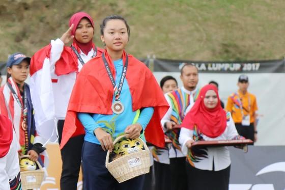 Kiều Oanh giành chiếc huy chương đầu tiên cho Đoàn thể thao Việt Nam ảnh 3