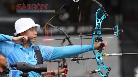 Kiều Oanh giành chiếc huy chương đầu tiên cho Đoàn thể thao Việt Nam ảnh 1