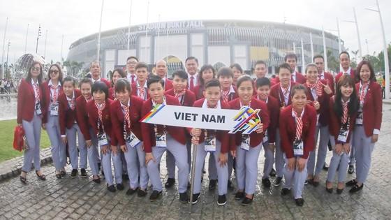 Ông Trần Anh Tú, lãnh đội tuyển futsal nam, nữ Việt Nam: Mục tiêu 1 HCV và 1 HCB ảnh 1