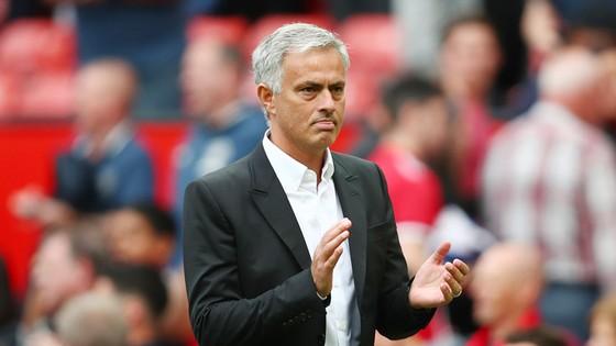 HLV Jose Mourinho nhiều lần bày tỏ hài lòng với đội hình hiện tại.
