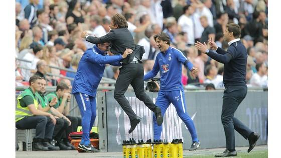 Chelsea khuất phục Tottenham ngay tại Wembley ảnh 1