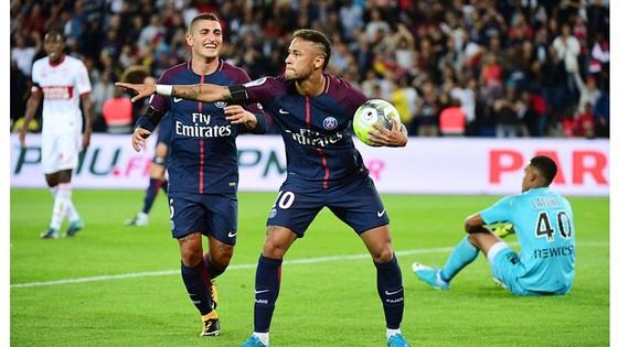 Paris S.G. vùi dập Toulouse 6 - 2 ảnh 1
