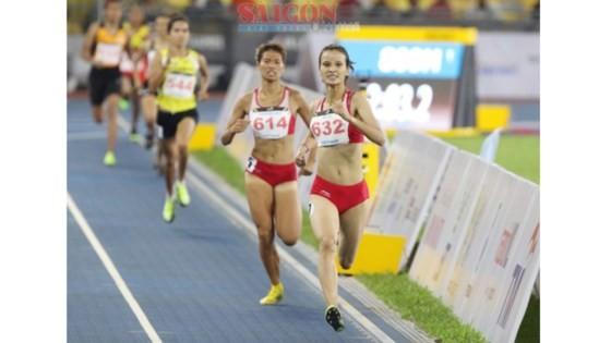 Bảng vàng các VĐV đoạt Huy chương tại SEA Games 29 ảnh 7